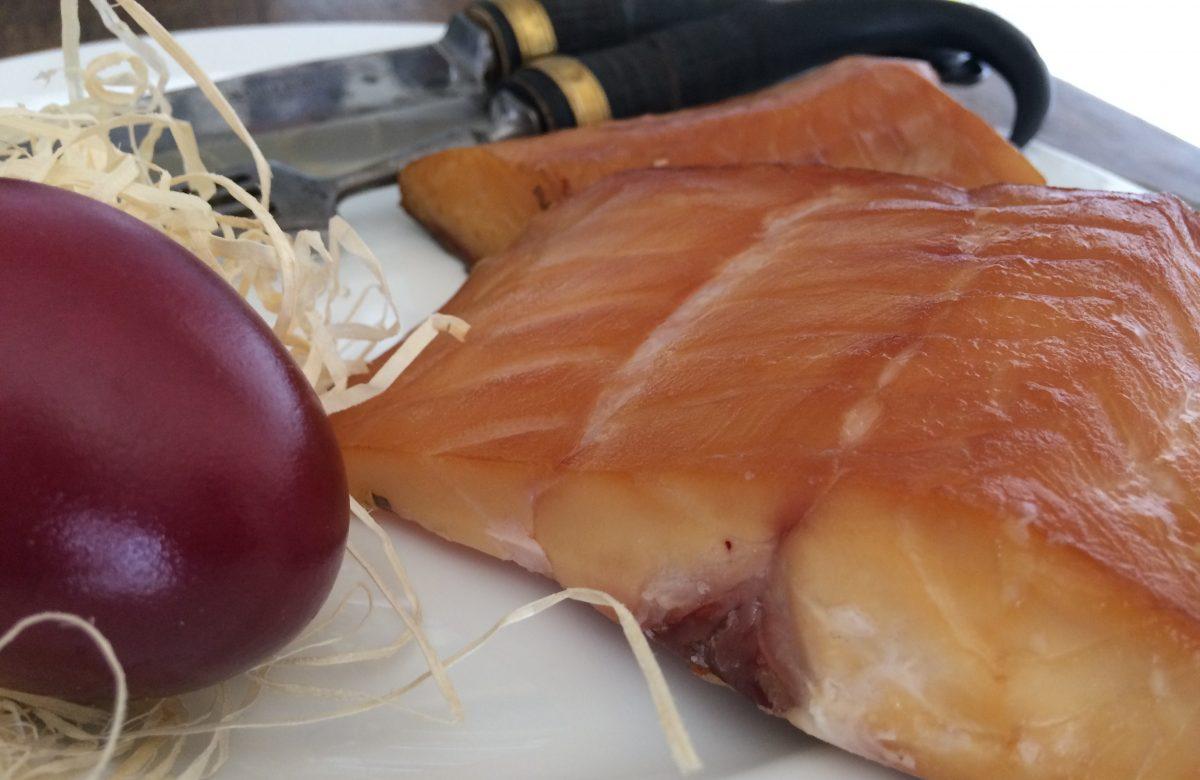 Räucherfisch zu Ostern