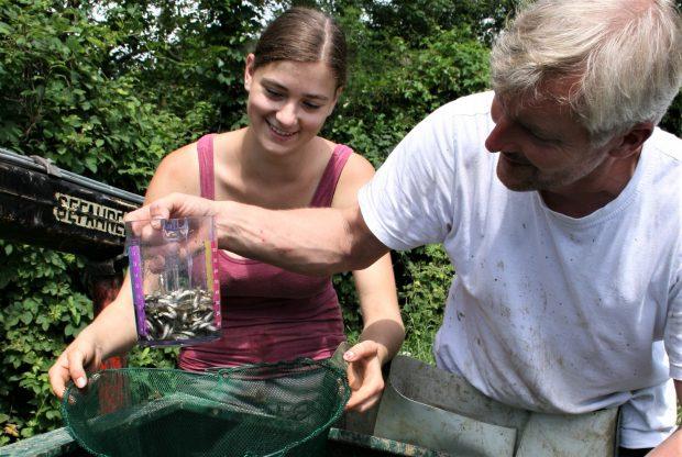 Lehre Fischereifacharbeiter Fischwirt Österreich Deutschland