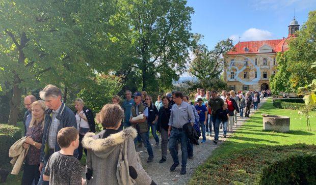 Ferien im Schloss Baudenkmal Südsteiermark Urlaub